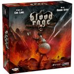 Blood Rage Board Game Core Game Box