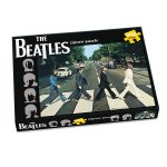 The Beatles Abbey Road Puzzle (1000 Pieces)