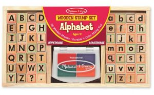 Alphabet-Stamp-Set