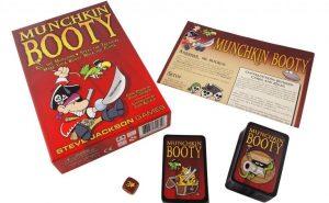 Munchkin-Booty-Card-Game