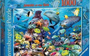 Ravensburger Jewels of the Sea 1000pc Jigsaw