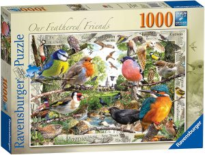 Ravensburger Our Feathered Friends 1000pc Jigsaw